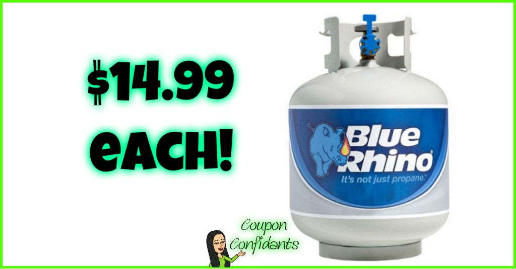 Propane $14.99 at Bilo and Winn Dixie! YES!