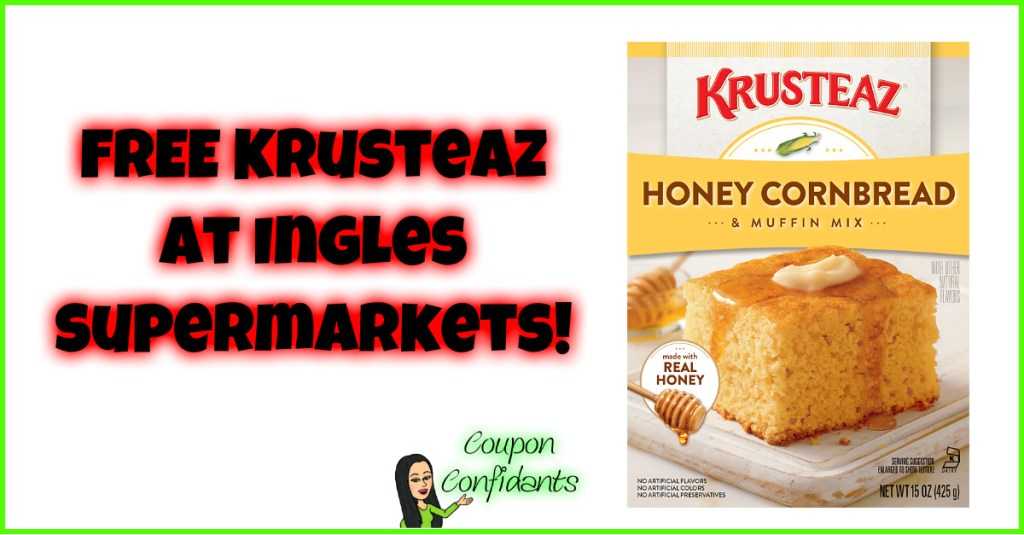 FREE Krusteaz at Ingles Supermarkets! YES!