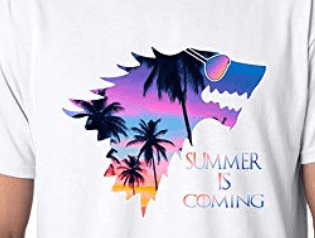 Summer is Coming – Game of Thrones (Shirt for Teachers)