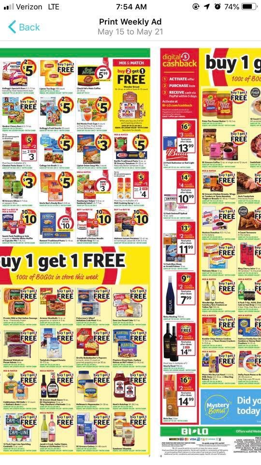 Bilo AD Scan AND Deals! 5/15-5/21!