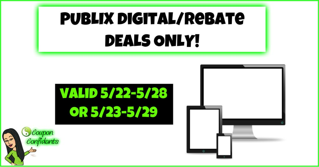 Publix Deals ANYONE can do! (5/23-5/29 Florida) 5/22-5/28 all others