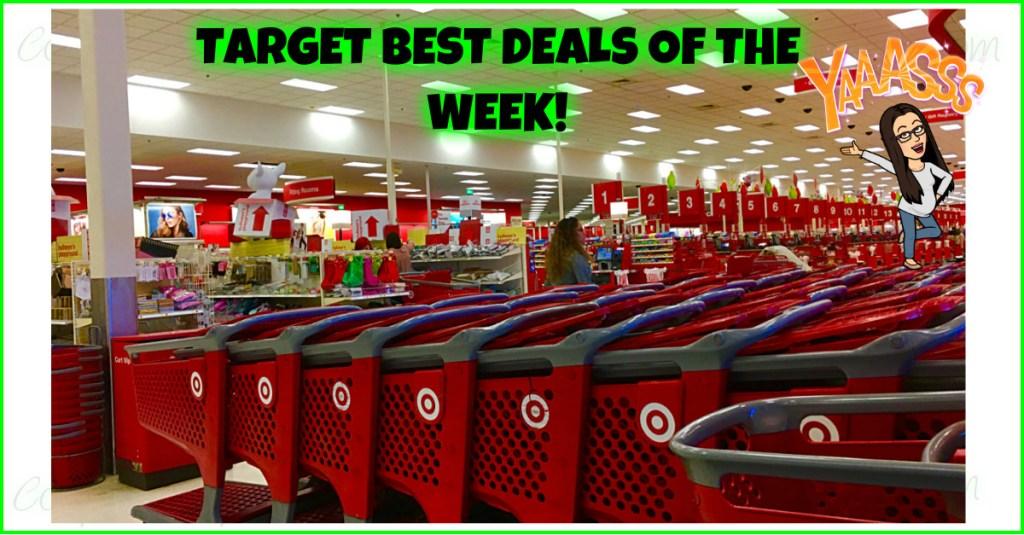 Target BEST Deals June 9-15