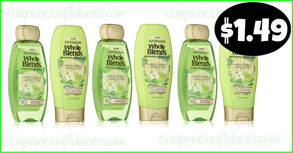 Garnier Whole Blends $1.49 at Publix!