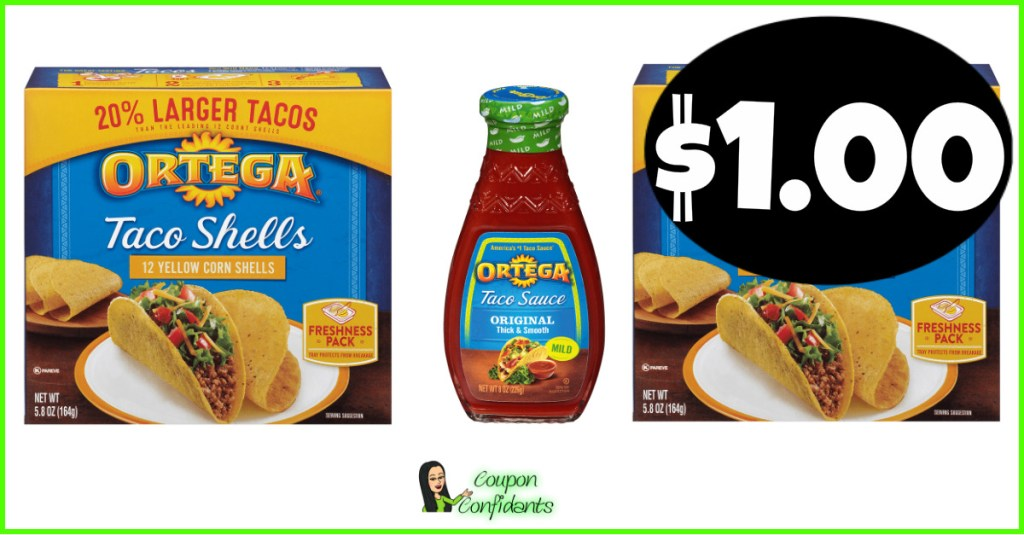 Ortega Products only $1.00!!