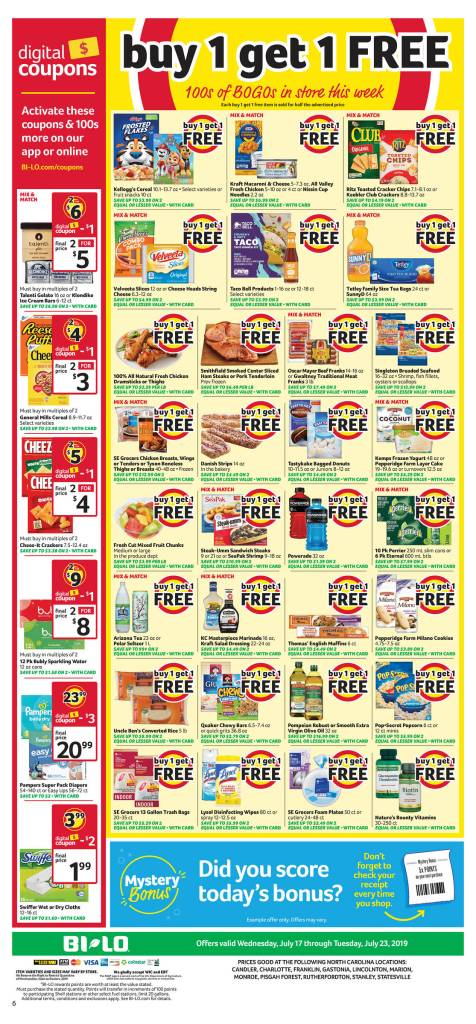 Bilo AD and Deals too! July 17-23