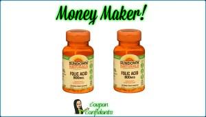 Sundown Vitamins MONEY MAKER at Publix