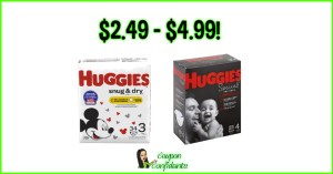 Huggies Deals Coming up at Publix!