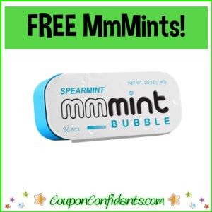FREE MmMints – QUICK Freebie!