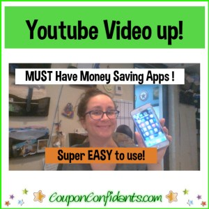 Must Have Money Saving APPS – Easiest way to save money!