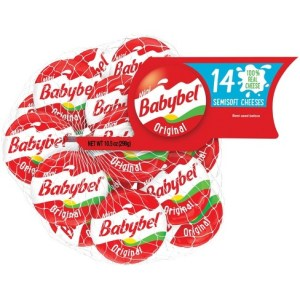 BabyBel Snack Cheese 14 ct $4.63 – TODAY only 8/16 at Target!