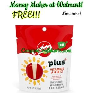 Babybel Protein Plus $1 MONEY MAKER at Walmart!