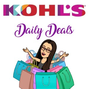 Kohl's Deals — Updated Daily!