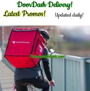 Door Dash Deals!
