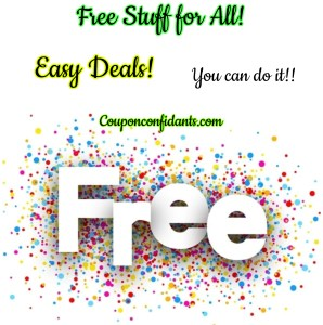 Freebies anyone can get right now EASILY!