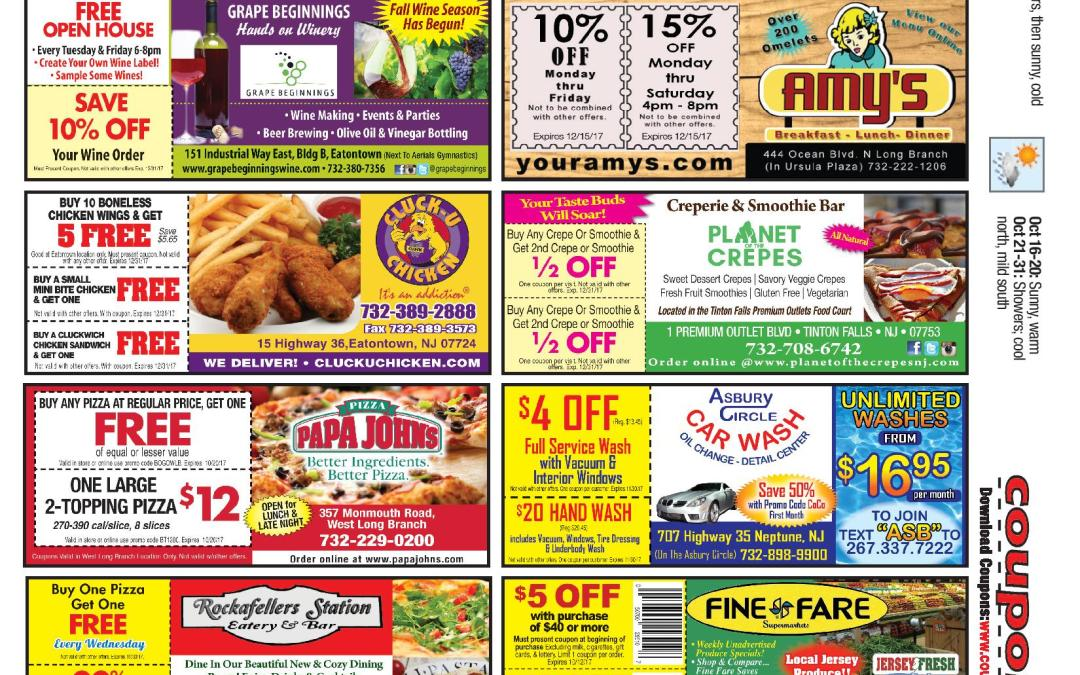 SEPTEMBER/2017 COUPON CONNECTION/BACK TO SCHOOL-Click To See Coupons
