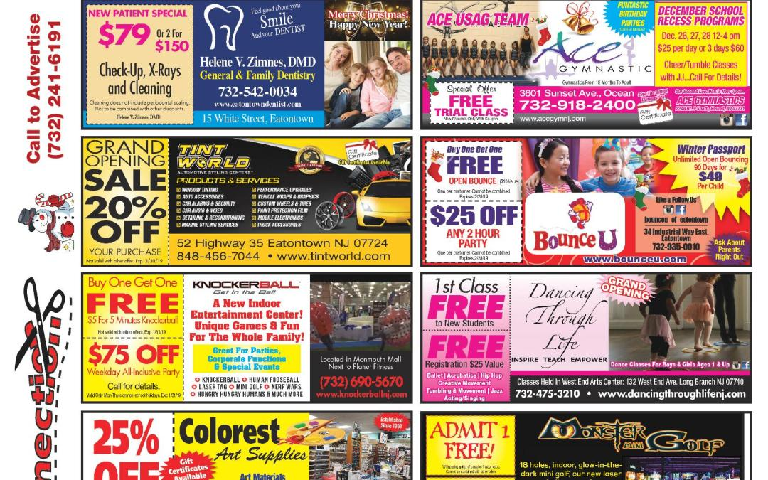 December/2018 Coupon Connection – Click Here To See Coupons