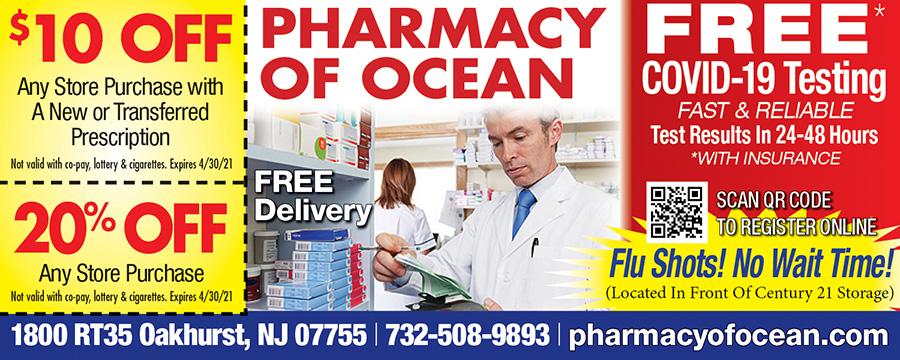 Pharmacy Of ocean