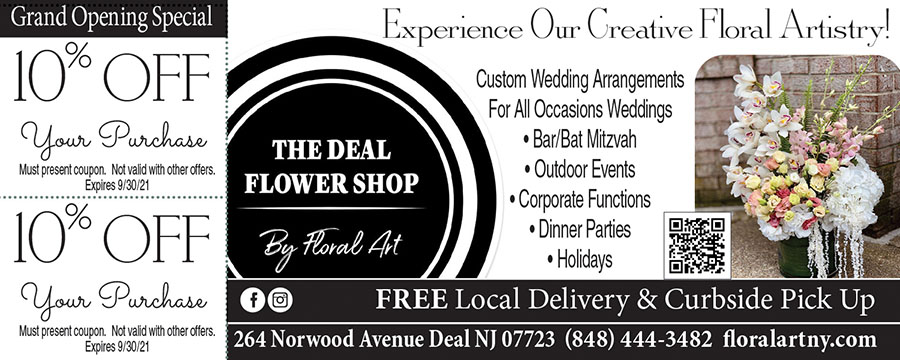 The Deal Flower Shop