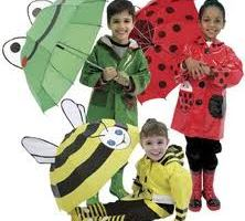 Totsy: Huge Sale on Kidorable Rain Gear (Save Up to 40%)