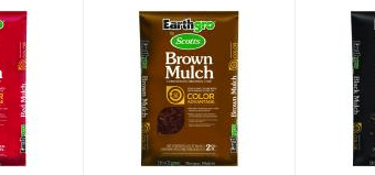 HomeDepot.com: Scott's Earthgro Mulch Only $2.50 Per Bag (+ Free In-Store Pickup)