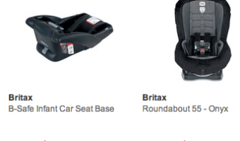 Diapers.com: 25% Off Select Britax Carseats, Accessories & BOB Strollers