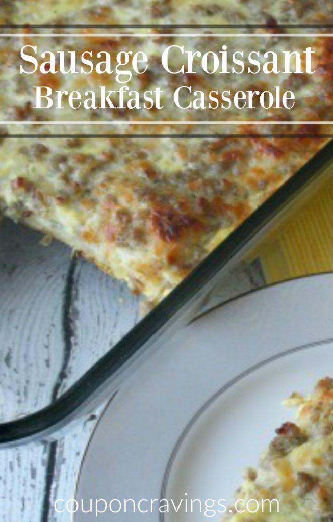 Breakfast Casserole | Breakfast Ideas | Sausage Recipes