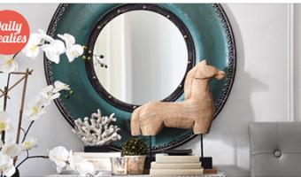 Pier 1 Imports Coupon: 25% off Art, Decor, Clocks, Frames & Mirrors