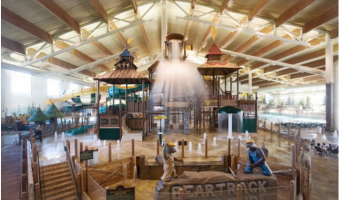 Great Wolf Lodge is BACK on Groupon!