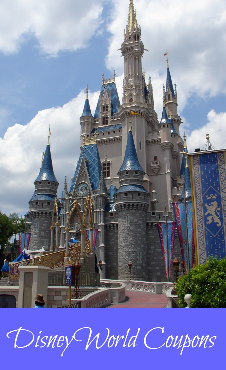 Disney world coupons and discounts
