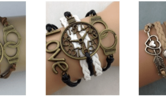 Cheap Jewelry Deals: 3 Free ModWrap Bracelets, Just Pay Shipping!