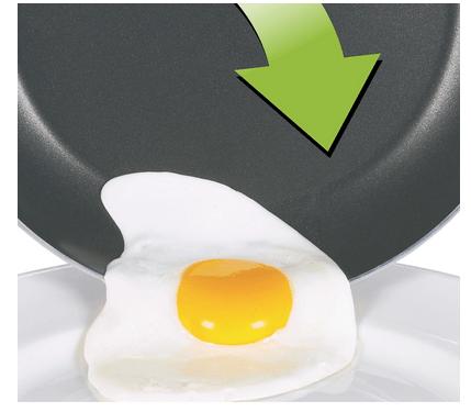 5-quart nonstick pan