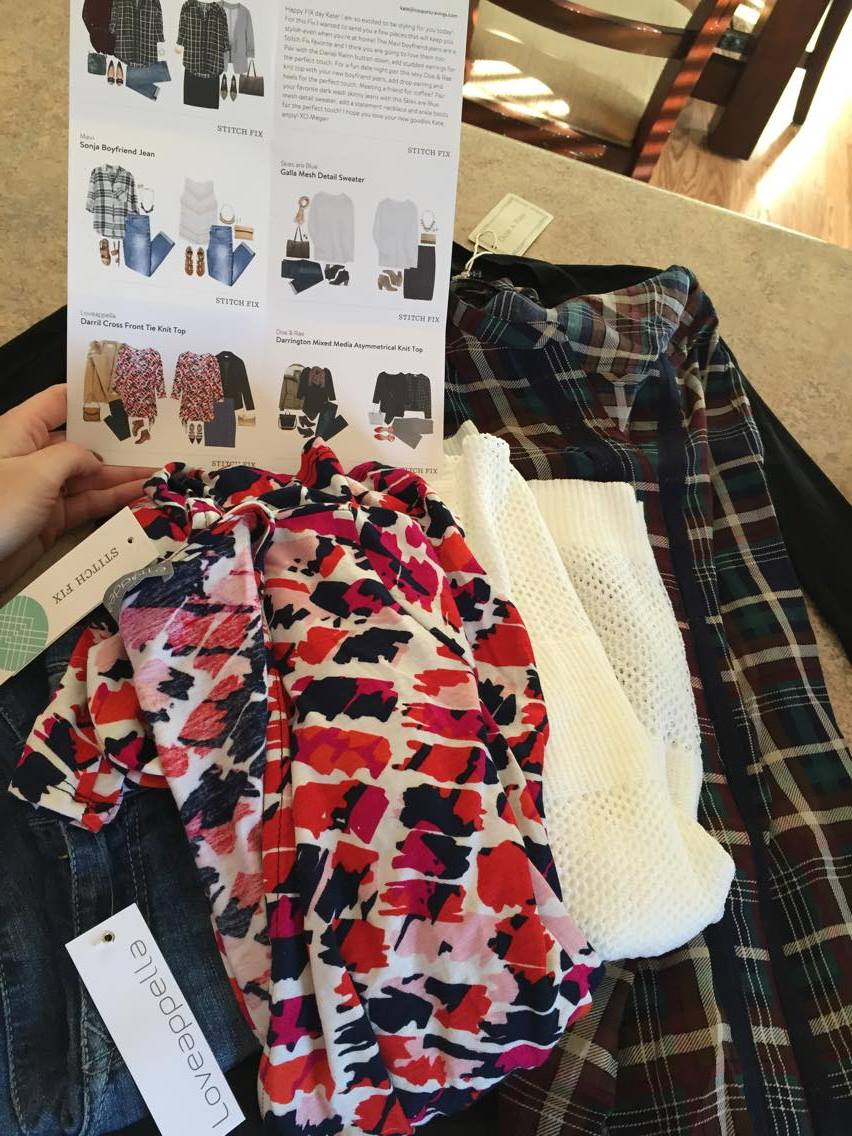 my stitch fix this month