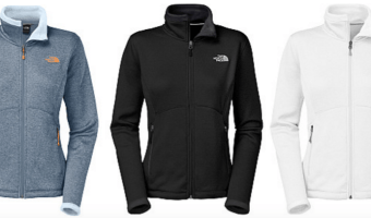 North Face Hoodies, Pullovers, Jackets Starting at $37.19 Shipped!