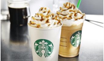 Starbucks: *HOT* Free $5 Bonus w/ $10 Online eGift Card Purchase!