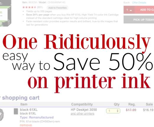 Cheap Inkjet Printer Ink Sale
