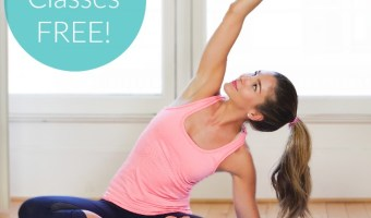 FREE Grokker Yoga Classes Available (HITT, Barre & More, Too!)