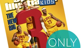 Kids Sports Illustrated Magazine Subscription on Sale!