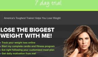 Jillian Michaels Online Fitness Program – Free 7 Day Trial