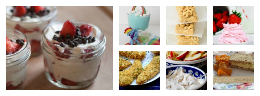 greek yogurt recipes #spon