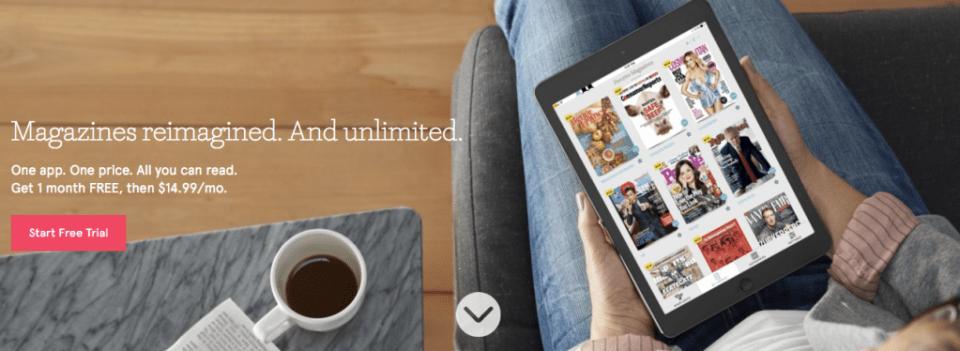texture magazine app for free