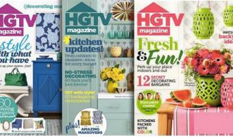 RARE Magazine Deal! HGTV Magazine as Low as $10/Year!