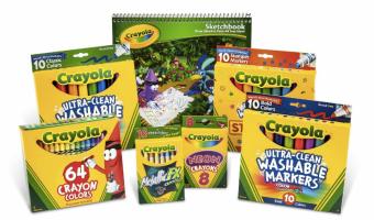 Amazon Crayola Sale – Save 55% Off Crayola Items