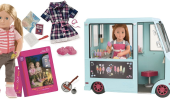 New Target Toy Coupon: Our Generation Dolls $15.99, $23.79 Horse & More