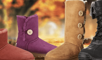 UGG Boots & Slippers Starting at $59.99!