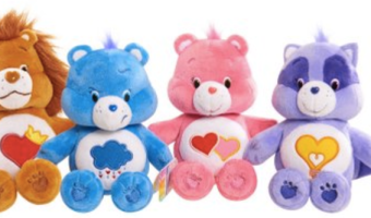 Care Bear Plush Dolls as Low as $11.99 Shipped