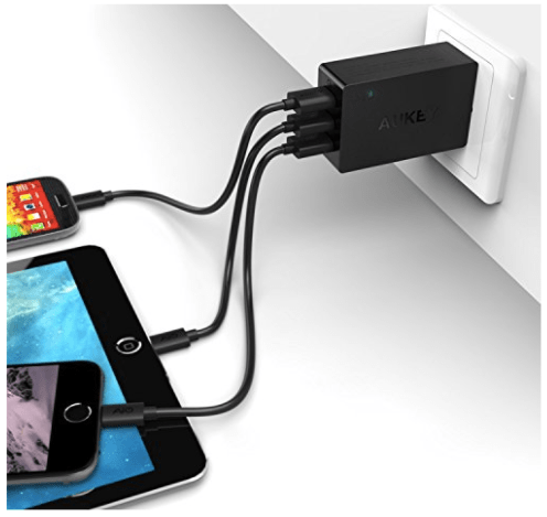 aukey-usb-wall-charger