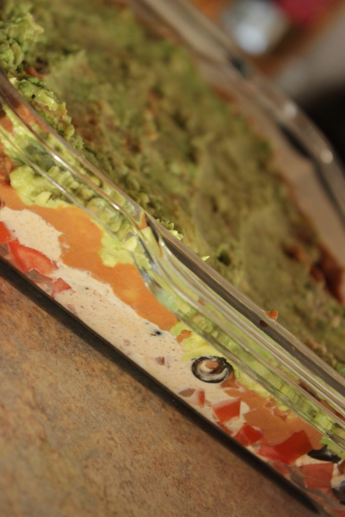 best-7-layer-mexican-dip