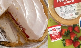 Frozen Yogurt Pie (ANY Flavor!)