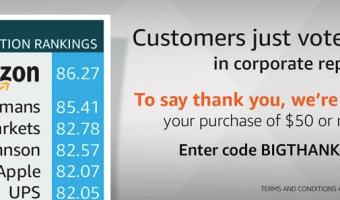 Amazon Promo Code: Save $8.62 Off Your Amazon Purchase!