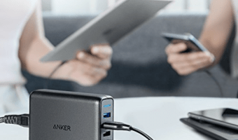 Anker Quick Charge 5-Port USB Wall Charger at Best Price + More!